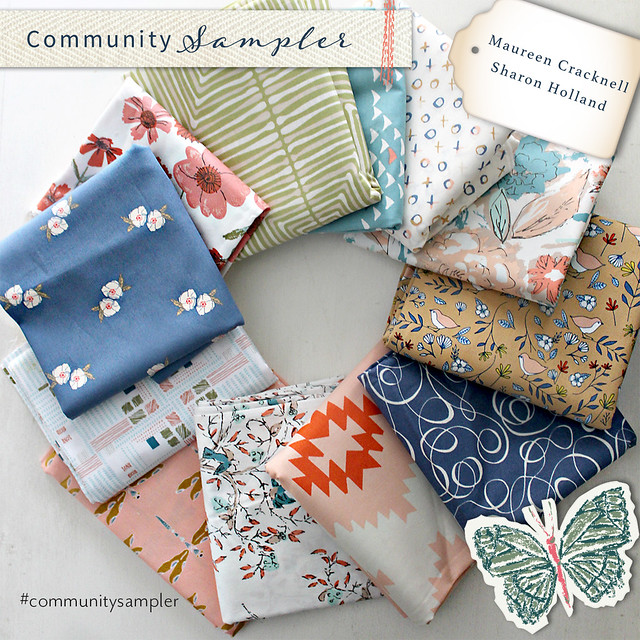 Community Sampler Bundle Giveaway - Friday on the blog!