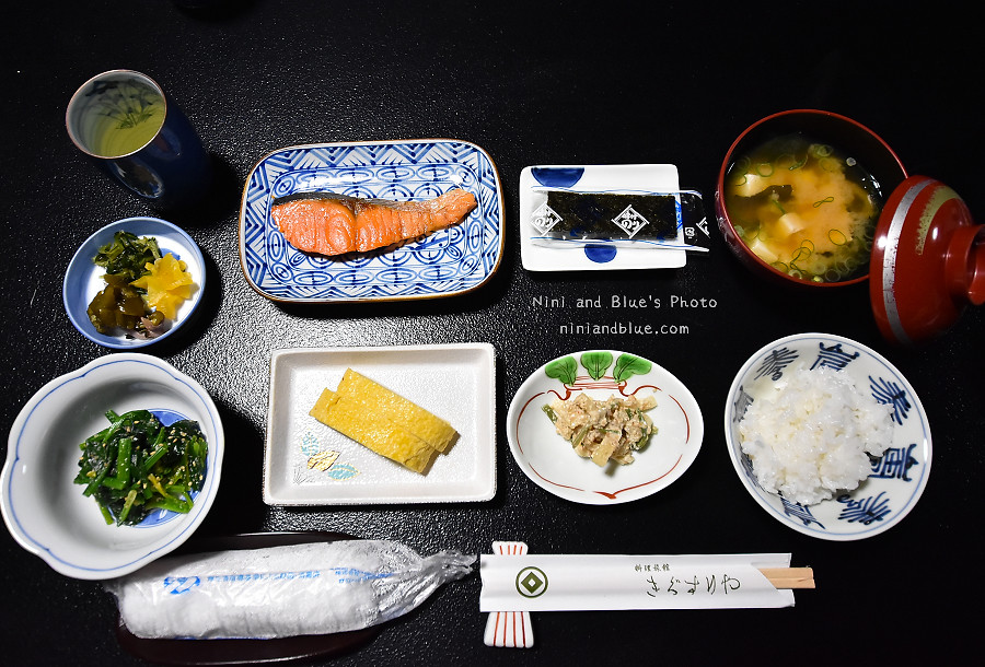 日本 美山住宿 生藥屋溫泉旅館26