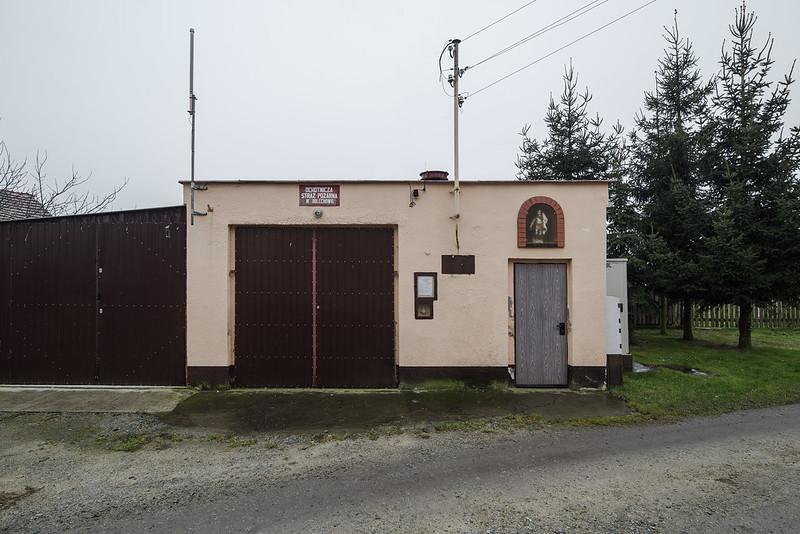 Firestation OSP Bolechów/Bulchau, 10.01.2018
