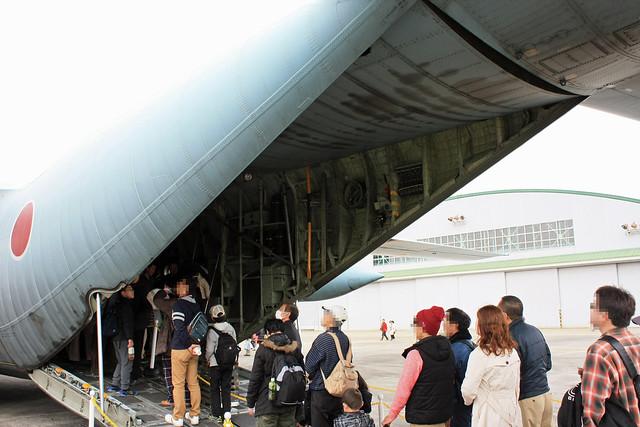C-130H 75-1078 第1輸送航空隊 第401飛行隊 IMG_3437_2