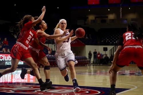 Women's basketball vs Austin Peay