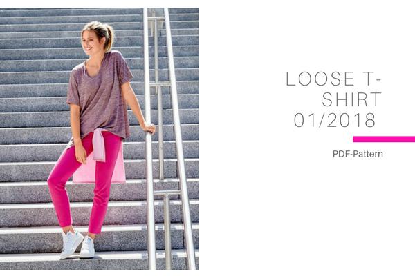 Loose T Shirt