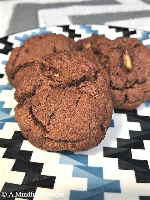 Choc Cookies 6