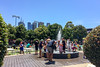 christian_s1 posted a photo:Garden Square, Melbourne Park