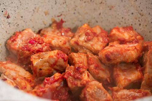 Ragu pork ribs