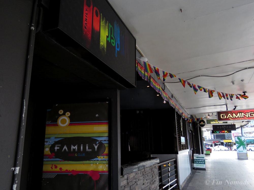 Family Bar K-Road