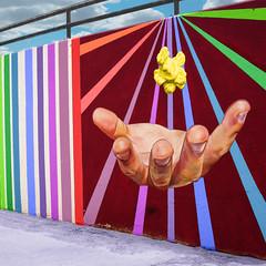 Recolored mural