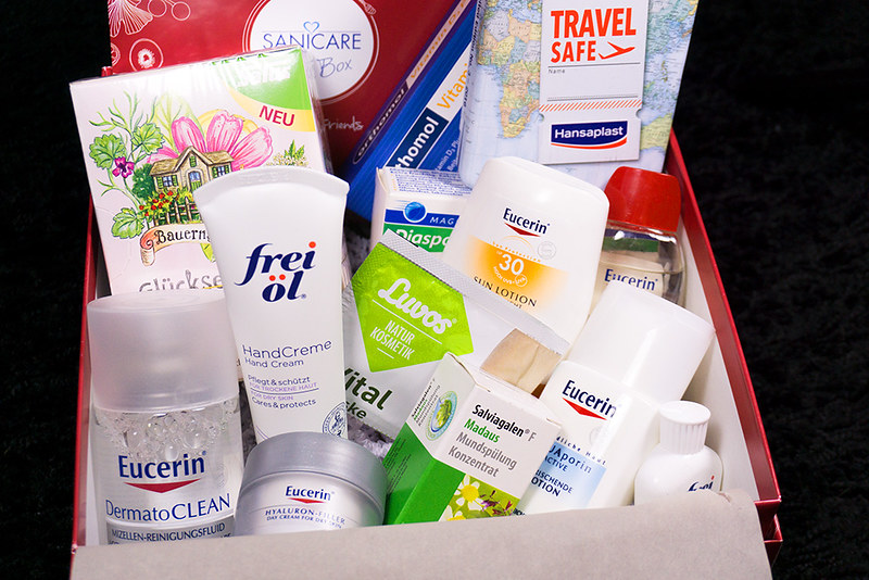 Sanicarebox Eucerin & Friends