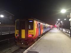 East Midlands Trains 156415