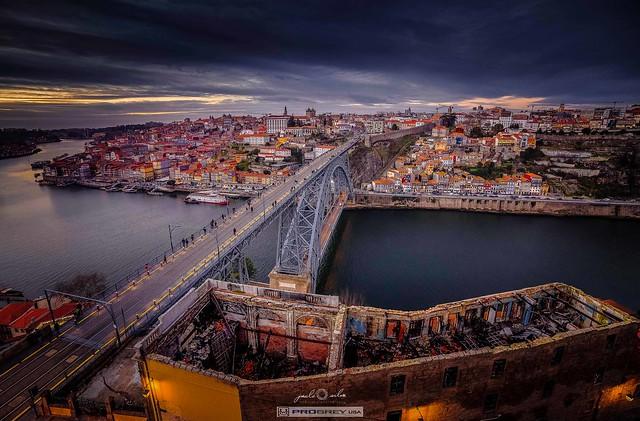 Old City, Porto - Portugal