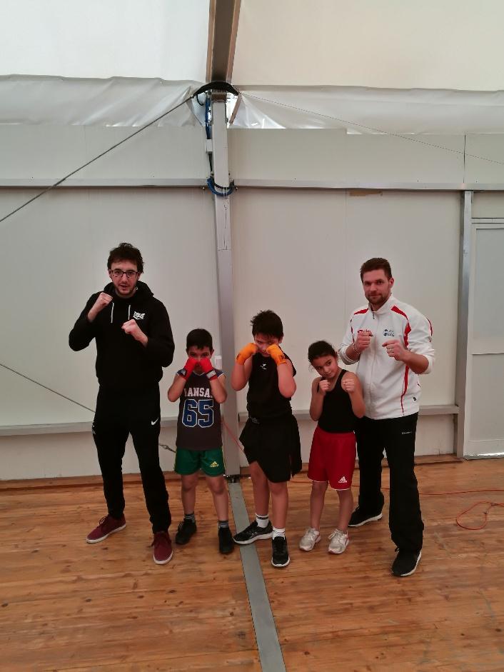 Boxe éducative, Albi