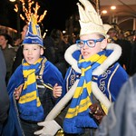 Carnaval dinsdag avond