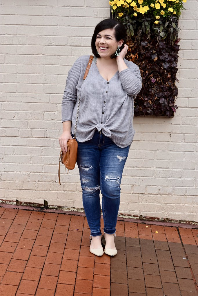 Nursing Friendly Top-@headtotoechic-Head to Toe Chic