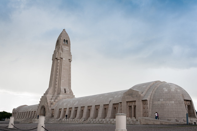 Ossuaire de Douaumont, Verdun, France