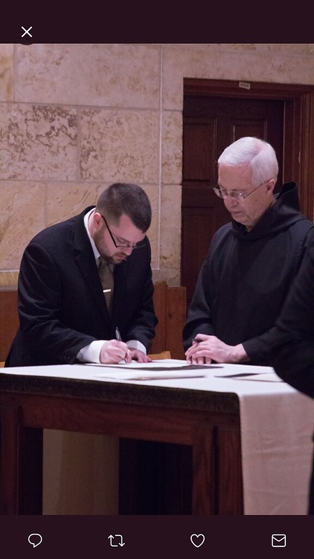 Oath of Fidelity, Declaration of Freedom, and Profession of Fath