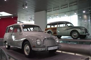 1957 DKW 3=9 - F94 Univeral _d
