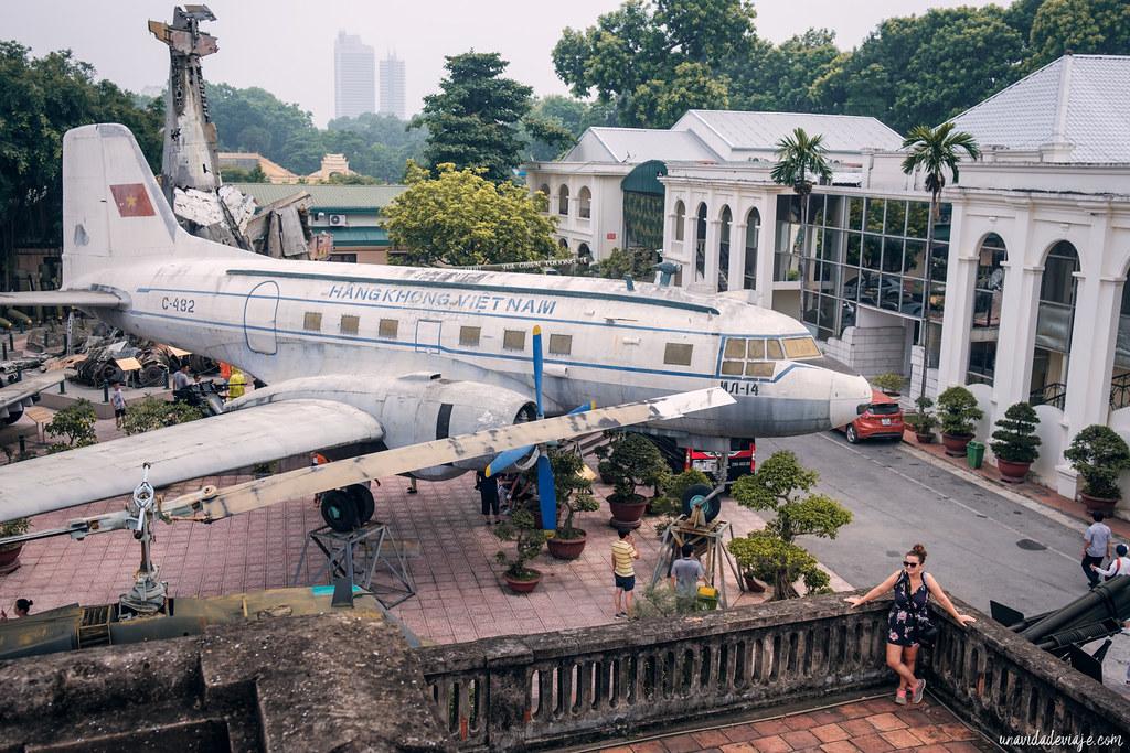 que ver en Hanoi