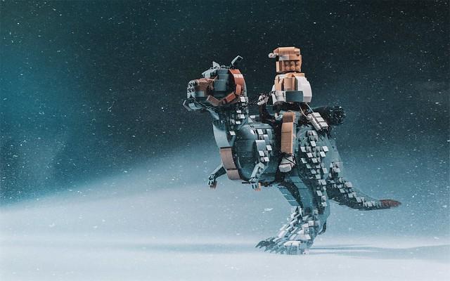 LEGO Star Wars Tauntaun Snow Patrol