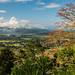 Blick von der Turrialtico Lodge Costa Rica