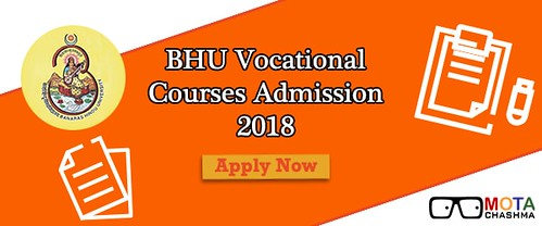BHU Vocational Courses Admission