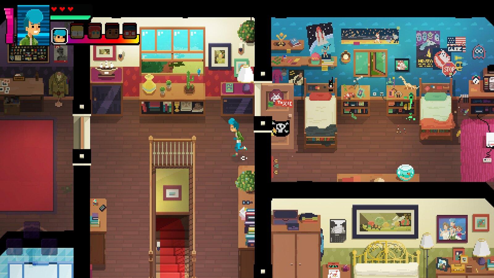 CrossingSouls_Fourattic_Screenshot_1