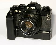 Ricoh Film Cameras
