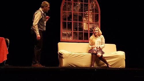 Milonga Teatro y su versión de 'Pareja Abierta' de Dario Fo en el Festival de Teatro Aficionado