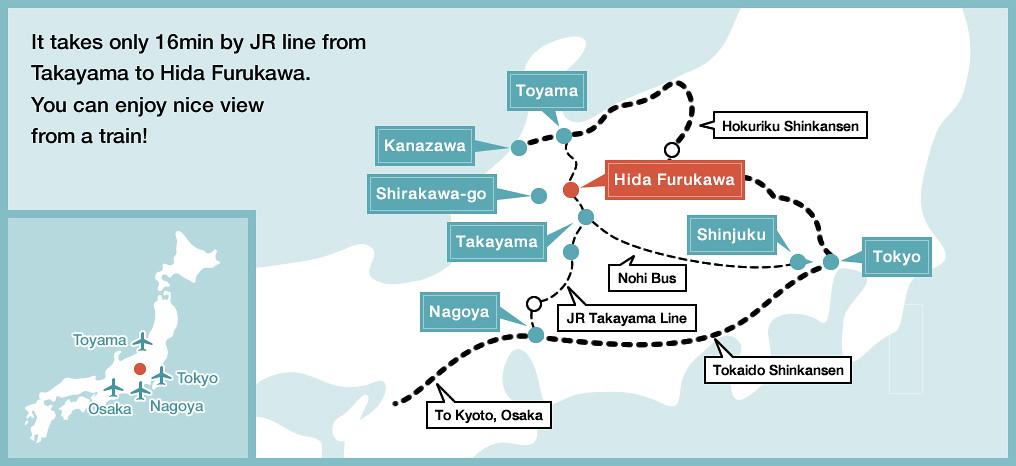 Takayama-hida-Map