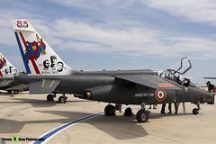 E42 705-TA - E42 - French Air Force - Dassault-Dornier Alpha Jet E - Luqa Malta 2017 - 170923 - Steven Gray - IMG_0545
