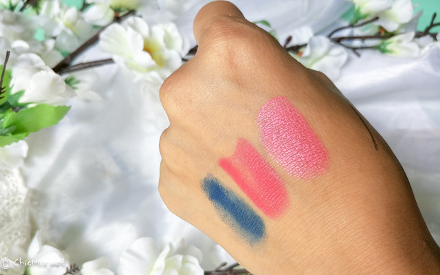 Pink Sugar HD Lipstick Swatch