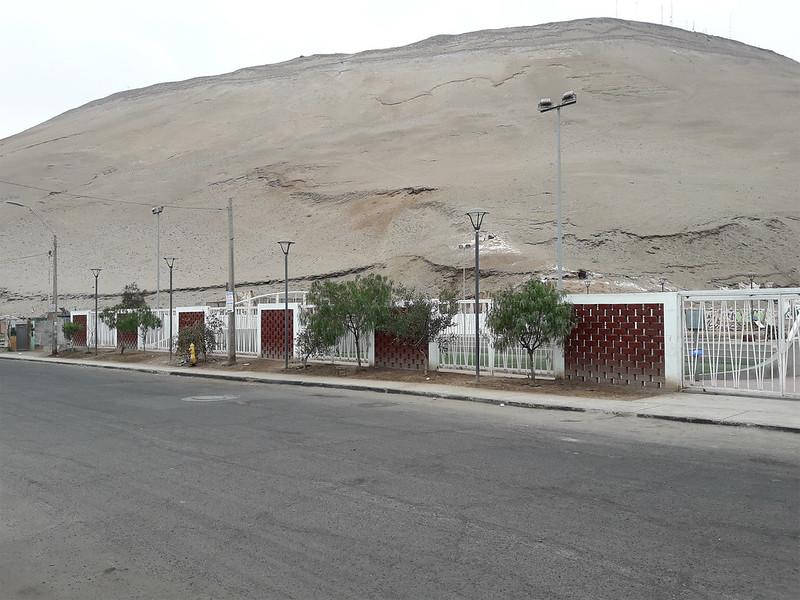 Cierres Perimetrales de Equipamiento Comunitario - Barrio Balmaceda - Arica