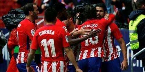 Diego Simeone Puji Diego Costa Setelah Atletico Madrid Maju Ke Perempat Final