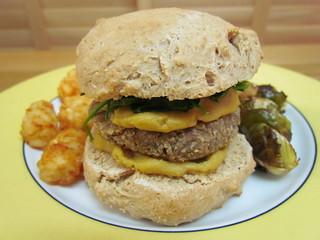 Sausage Biscuit Breakfast Sandwich