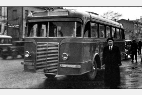 Первый отечественный автобус вагонной компоновки от НИИГТ