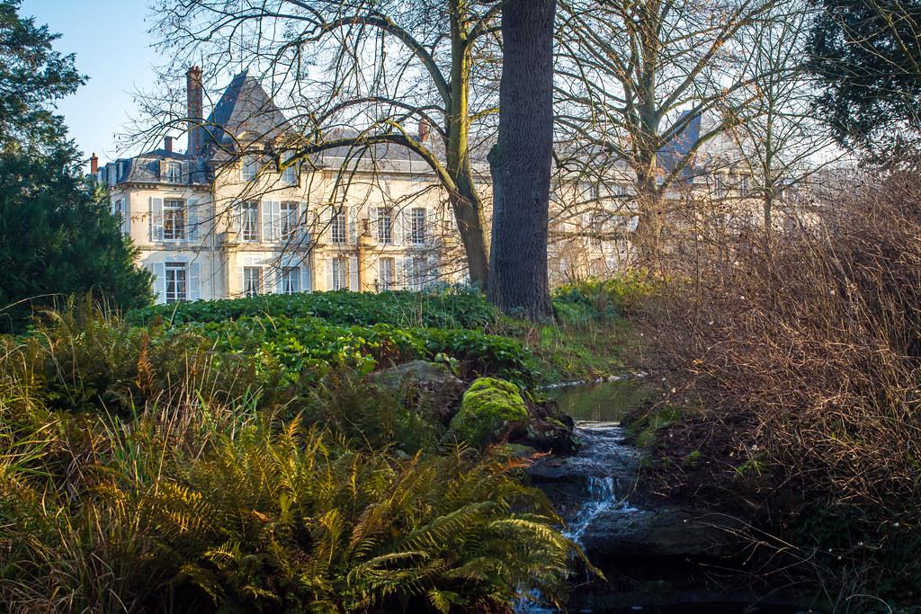Rueil malmaison le de france frankreich tripcarta for Entretien jardin rueil malmaison