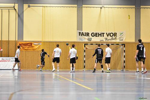 20.01.18: HSG Nordsaar - HWE Männer I