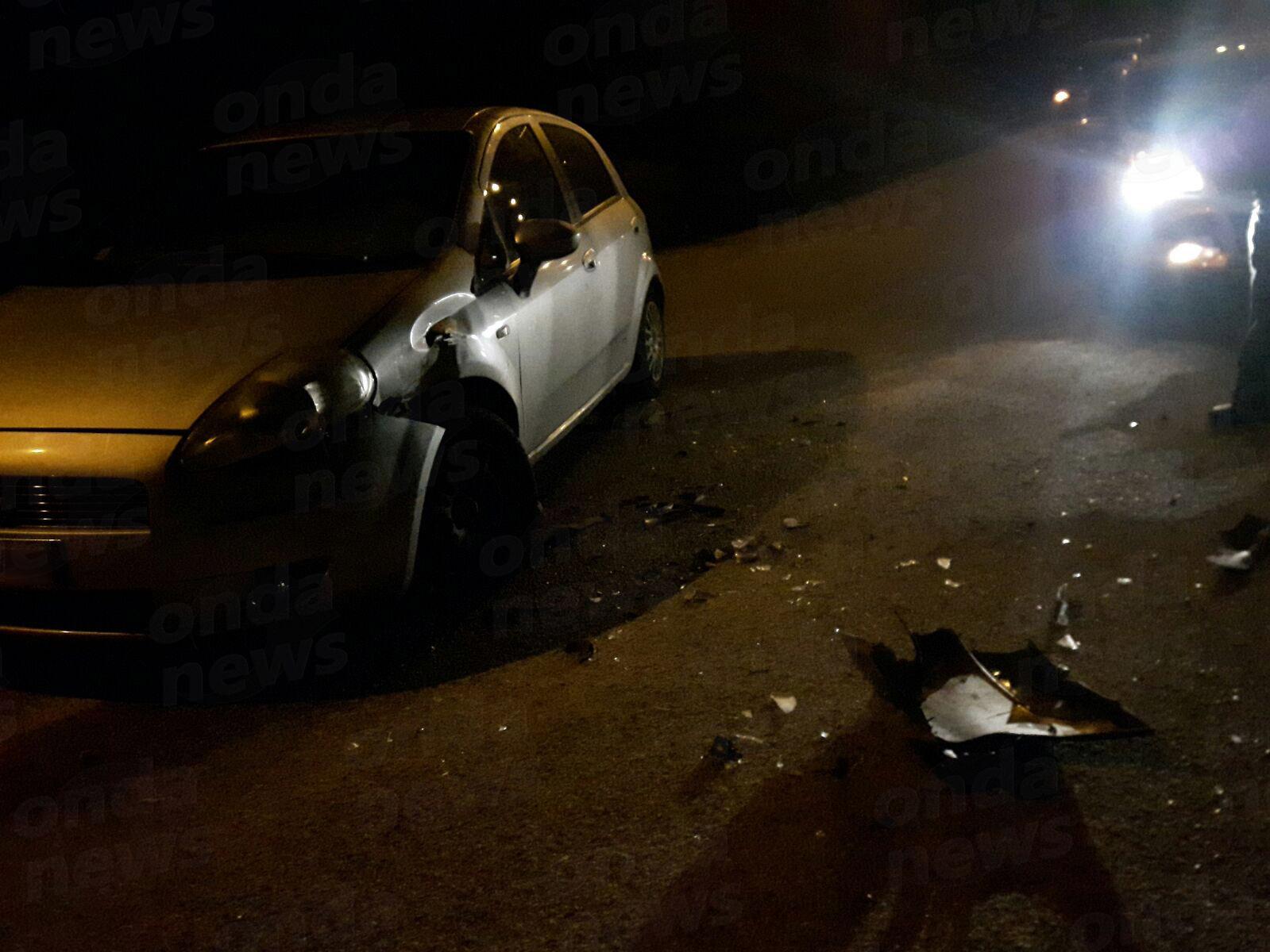 Incidente a Teggiano 26-01-18