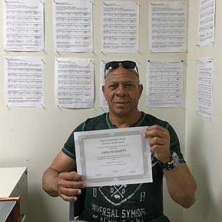 Modesto Negret Maure review Municipal Credit Service Corp