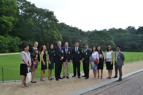 The U.S.-Korea NextGen Scholars Program: Seoul Program