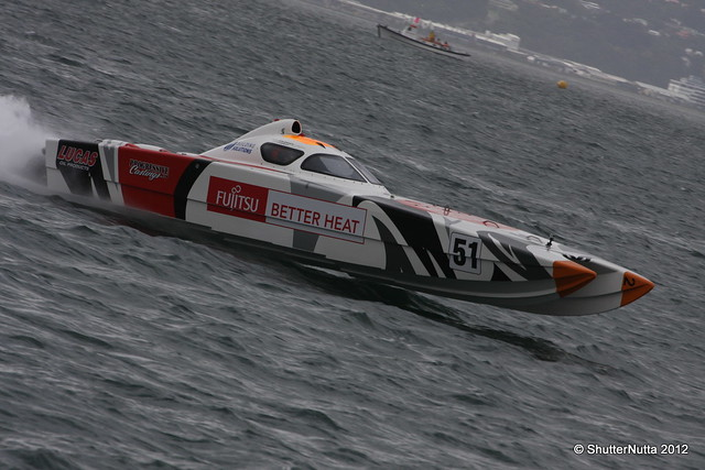 Powerboat racing, Wellington 4-2012 (84), Canon EOS 40D, Tamron SP 70-300mm f/4.0-5.6 Di VC USD
