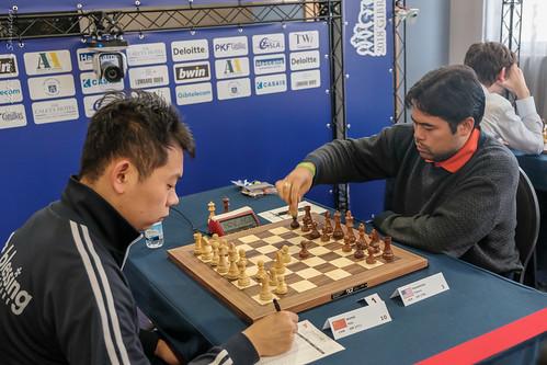 Wang Hao v Hikaru Nakamura