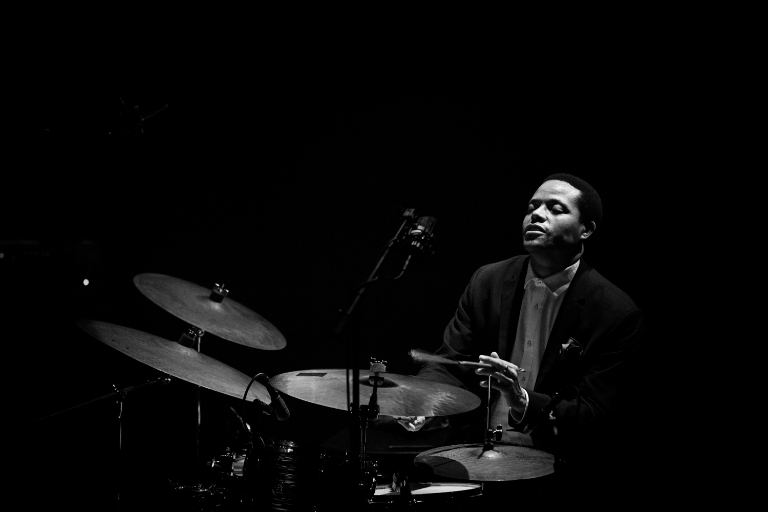 David Murray Quartet feat Saul Williams-7576