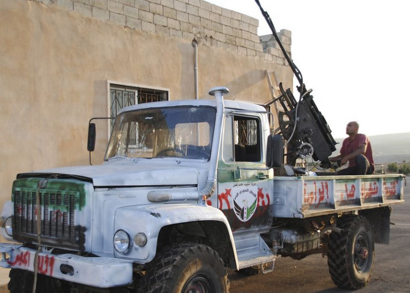 GAZ-Sadko-61K-cradle-23mm-2A7-fsa-syria-c2012-waw-1