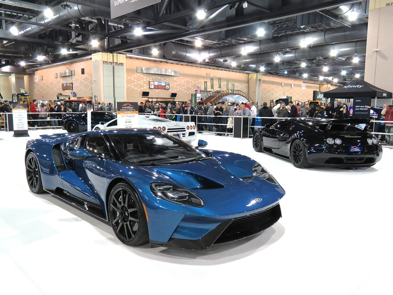 Ford GT Philly 1