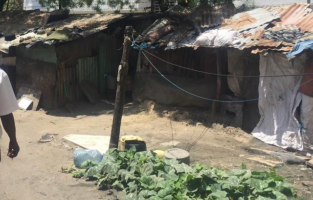 Jummanne & Hamisi's home