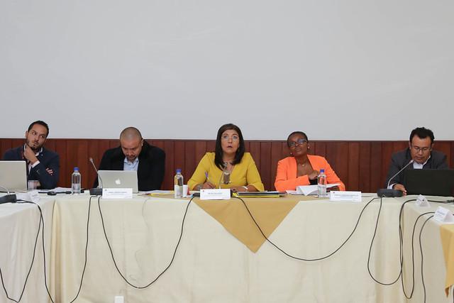 20 de Febrero de 2018 - Sesión de Comisión de Educación.