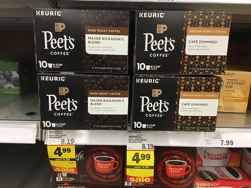 graphic relating to Peet Coffee Printable Coupon identified as Further Meijer offers 7 days of February 11th and Outside of