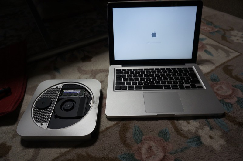 朗報! MacBook Pro 2010にDDR3 1600メモリーを認識させることに成功!