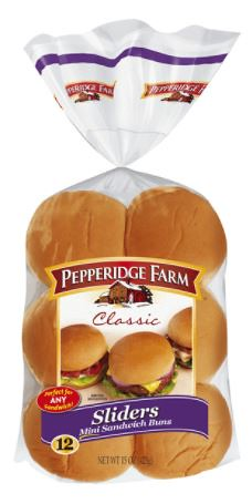 Pepperidge Farm Sliders coupon