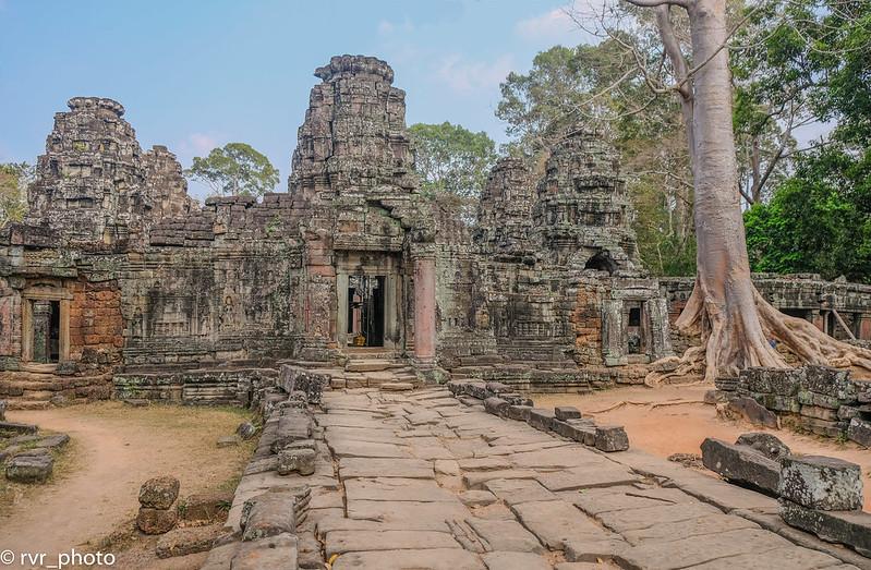 Banteay Kdei Temple, Camboya